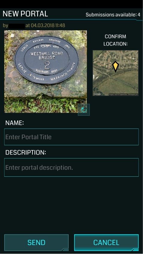 How to Get Portals Approved | Ingress Resistance Front line